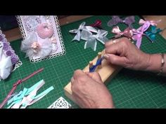 Using a Bow Maker (card-making-magic.com) - YouTube