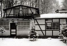 Forsthaus Langenberg in Bansin 1962
