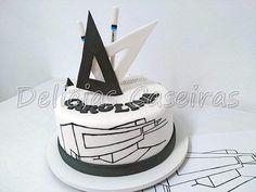 Arquitetura - bolo