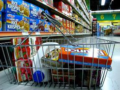 grocery sale cycles - knowing when to buy and stock up.