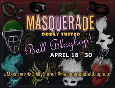 Join us for the Masquerade Ball Blog Hop!