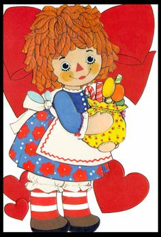 Raggedy Ann never gets old!