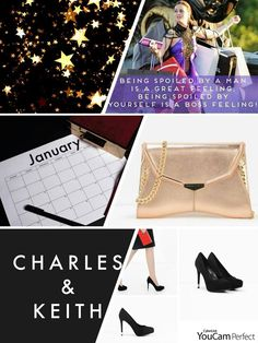 FLAT 50% OFF at #CHARLES&KEITH - #FORUMCOURTYARD | 2 DAYS OF MADNESS TO GO - STYLE IT UP - GO GAGA OVER HANDBAGS & FOOTWEAR *FLAT 50% OFF* T&C 03340235017
