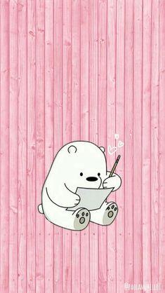 We bare bears Cute Panda Wallpaper, Cartoon Wallpaper Iphone, Bear Wallpaper, Cute Disney Wallpaper, Kawaii Wallpaper, Cute Wallpaper Backgrounds, Aesthetic Iphone Wallpaper, We Bare Bears Wallpapers, Panda Wallpapers