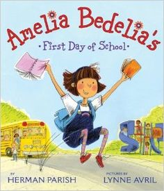 The Razzle Dazzle Classroom: The First Days of First Grade {Great books for the first week of school!!}