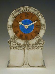 Art Nouveau Clock Archibald Knox