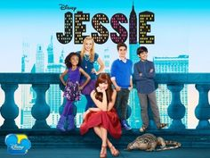 Jessie is one of my favorite shows ever! Its in season Hope it gets season Watch it on Disney Channel! Series Disney Channel, Series Da Disney, Serie Disney, Disney Channel Movies, Disney Shows, Disney Movies, Cameron Boyce, Jessie Tv Show, Disney Films