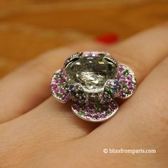 #ring by Isabelle Langlois
