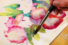 4 Strategies for Creating White Space in Watercolor Paintings | The Art 123