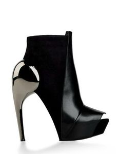SEE DETAILS HERE: GARETH PUGH Ankle boots
