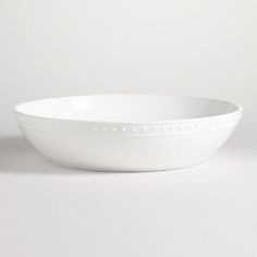 love the entire Nantucket set of dishes/serving bowls $17.99 on sale at WorldMarket.com: Nantucket Serving Bowl