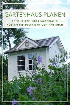 Hervorragend Die 95 besten Bilder von Gartenhaus selber bauen in 2019 IH04