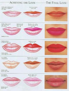 Lip tutorials