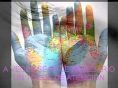 World map hands photography of anything pinterest todos somos seres de luz gumiabroncs Gallery