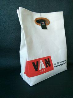 VAN JAC /ロゴクラッチバック_画像2