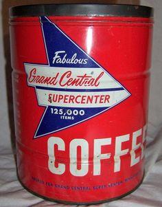 Grand Central Supercenter Coffee