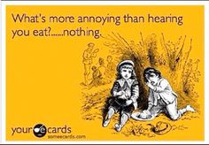 Drilled into me by my parents - it's my biggest pet peeve! Can't stand sitting near loud eaters!