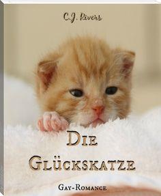 """Ulla Liebt Bücher  : """"Die Glückskatze"""" von C.J. Rivers"""