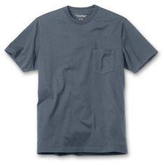 Eddie Bauer Classic Fit Legend Wash Pocket T-Shirt $19.95 - $22.95