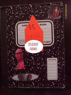 Fun in Room 4B: Social Studies Notebooking-Freebie