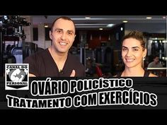 Síndrome do Ovário Policístico (SOP) - Tratamento com exercicios - Canal do Personal - YouTube Muscular, Fitness, Youtube, Polycystic Ovarian Syndrome, Personal Care, Physical Activities, Human Anatomy, Diet, Keep Fit