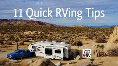 11 Quick Little RVing Tips from a Full Time RVer. VERY good ideas. Rv Camping Tips, Camping Spots, Camping Life, Rv Life, Camping Ideas, Rv Parks And Campgrounds, Rv Hacks, My Escape, Rv Travel