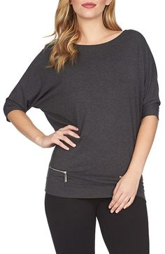 Chaus Dolman Sleeve Top available at #Nordstrom