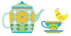 Tea time folk