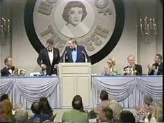 Dean Martin Celebrity Roast - Bette Davis - here's a clip from one of these great roasts that used to be a highlight of the tv season back in the 70s - I luv to watch these old classics.