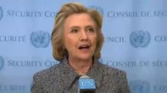 Hillary Clinton: 'I Broke No Rules or Laws' Un Ambassador, Susan Rice, Foreign Policy, New Woman, World, The World