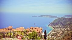 View from the Eze