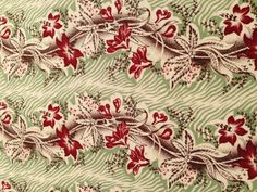 Judie Rothermel Presents Textiles inspired by The Old Sturbridge Village Collection II for Marcus Brothers, 1/2 yard, C92G.