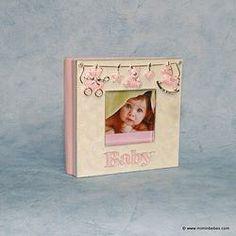 Album fotos baby esmaltado