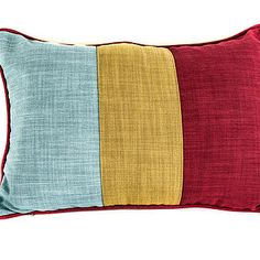 Customised panel scatter cushion from Chic Republic