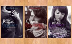 Resenha: Trilogia Breathing