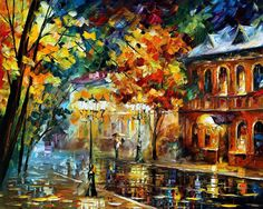 OLD MOSCOW - PALETTE KNIFE Oil Painting On Canvas By Leonid Afremov http://afremov.com/OLD-MOSCOW-PALETTE-KNIFE-Oil-Painting-On-Canvas-By-Leonid-Afremov-Size-24-x30.html?bid=1&partner=20921&utm_medium=/vpin&utm_campaign=v-ADD-YOUR&utm_source=s-vpin