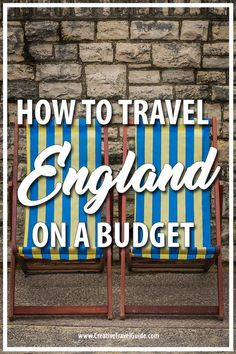 The UK is known for being expensive - from travel to food, hotels to attractions. That's why we're sharing these tips for how to travel England on a budget. Best Places In Europe, Travel Tips For Europe, Europe Destinations, Travel Advice, Travel Guides, Budget Travel, Scotland Travel, Ireland Travel, London Travel