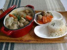 Blanquette de Veau 372 kcal
