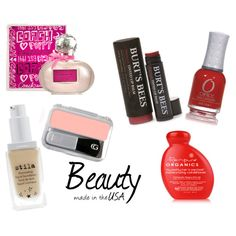 Beauty products Made in the USA