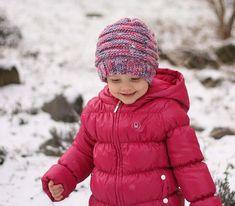 Pletený baret | Ekozahrada - Blog Petry Macháčkové / Caramilla Bandanas, Winter Jackets, Knitting, Blog, Fashion, Berets, Beanies, Winter Coats, Moda