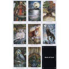 The Wildwood Tarot - CARDS & BOOK SET - Tarot cards