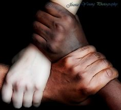 ❤️this photo! It was a request, to represent diversity, unity, & strength, for a local non-profit youth program called TIGHT (Teens Invested in Giving Hope to Teens). TIGHT keeps under privileged kids off the streets and helps encourage & empower them to build beautiful lives. These hands & arms are of those kids who have been in this wonderful program & continue the cycle of encouragment by being positive role models & assisting them with the many challenges of life.  Peace to you all!! ♥