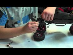 How to change your Steering Blocks on a Traxxas Slash 2wd