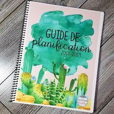 Les créations de Stéphanie: Mon guide de planification 2018-2019