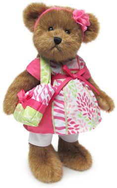 Boyds Bears Mommy Sweetlove Waiting for Baby Expecting Mother Teddy Bear Plush
