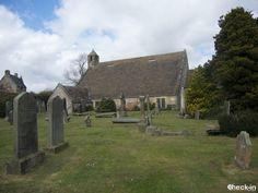 La Chiesa di St. Fillan ed il suo cimitero, #scozia