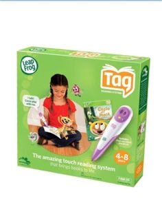 LeapFrog Tag Reading Touch System Pen - Pink | eBay