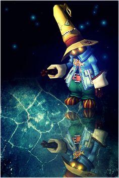 Final Fantasy IX - Vivi Fan ArtCreated by Panchima