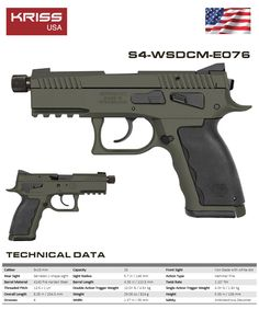 Kriss USA Inc - Compact Krypton S4-WSDCM-E076
