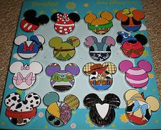 Disney Cast Member Exclusive Pins, Patches & Buttons (1968-Now) for sale   eBay